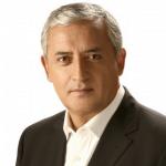 Il presidente del Guatemala Otto Perez Molina