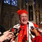 Il cardinale Timothy Dolan