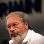 Il leader di Comunione e Liberazione Giancarlo Cesana